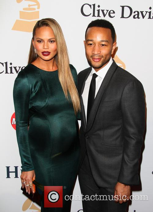 Chrissy Teigen and John Legend 6