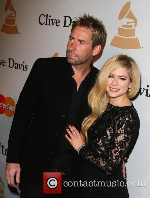 Avril Lavigne and Chad Kroeger 3