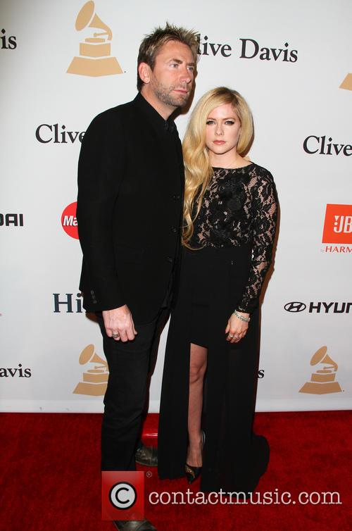 Avril Lavigne and Chad Kroeger 5