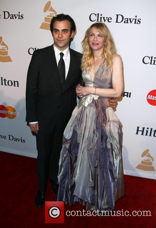 Nicholas Jarecki and Courtney Love 3