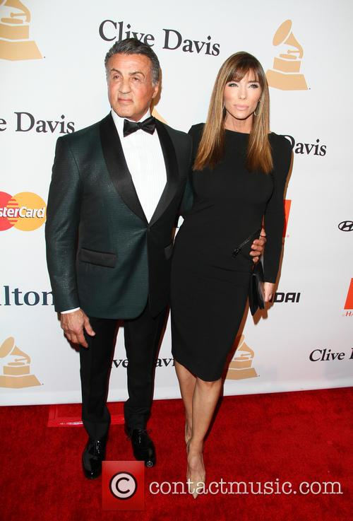 Sylvester Stallone and Jennifer Flavin 4