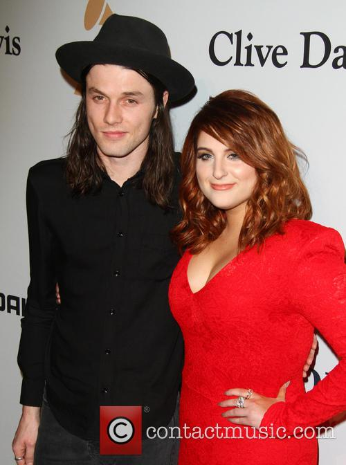 James Bay and Meghan Trainor 1