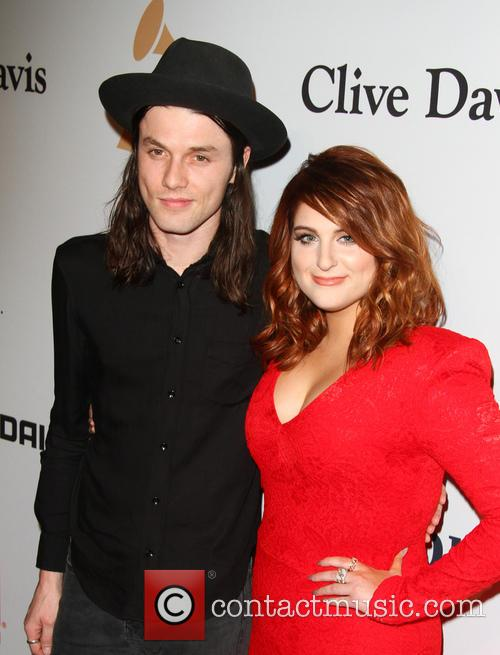 James Bay and Meghan Trainor 2