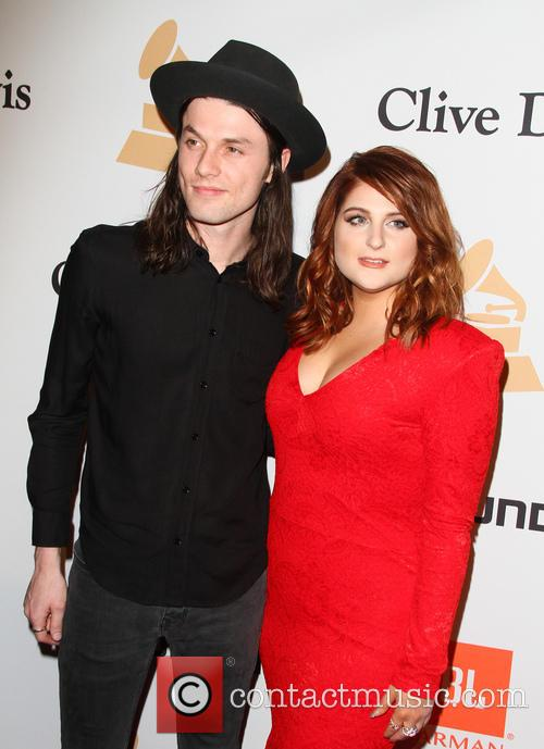 James Bay and Meghan Trainor 3