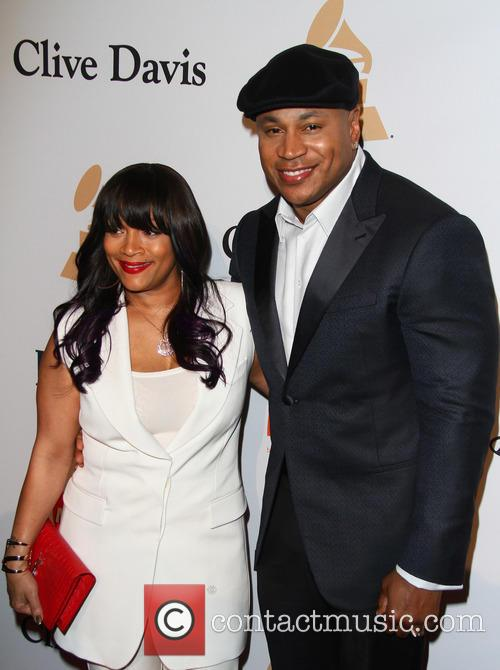Simone Smith and Ll Cool J 1