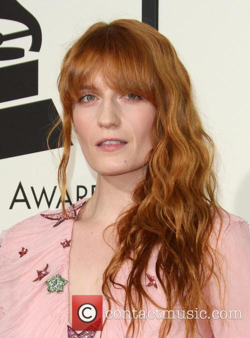 Florence Welch, Florence and The Machine 1