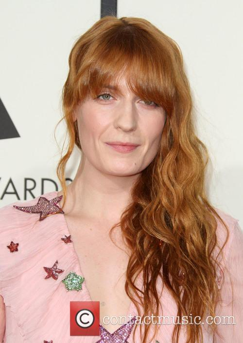 Florence Welch, Florence and The Machine 6