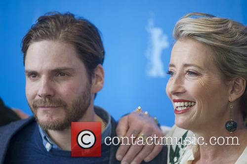Daniel Bruhl and Emma Thompson 2