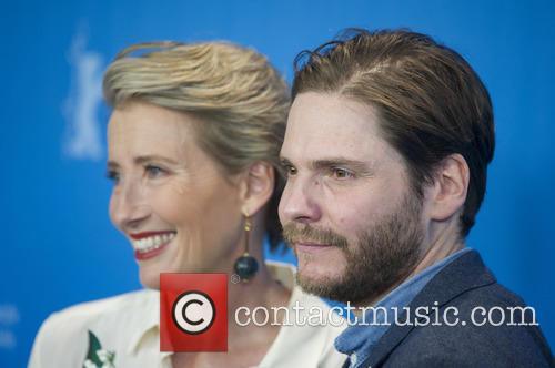 Emma Thompson and Daniel Bruhl 9