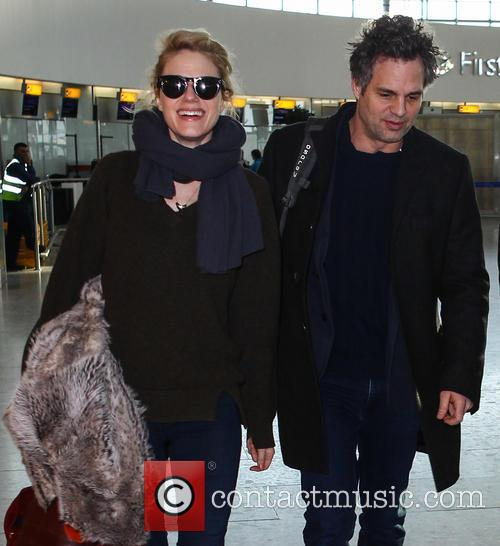 Mark Ruffalo and Sunrise Coigney 2