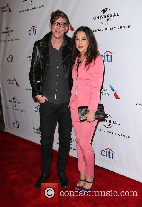 Teddy Landau and Michelle Branch 1