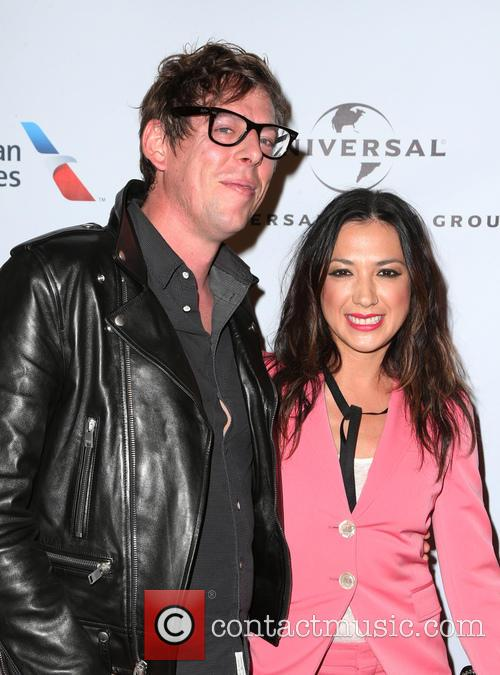 Teddy Landau and Michelle Branch 2