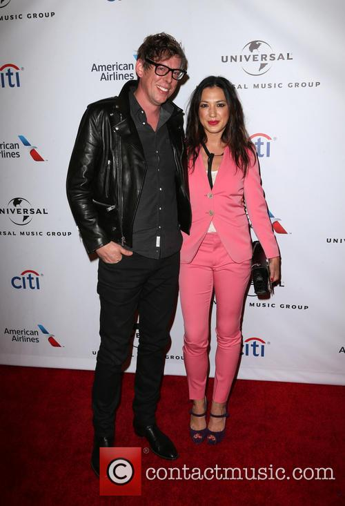Teddy Landau and Michelle Branch 4