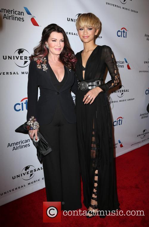 Lisa Vanderpump and Zendaya 2