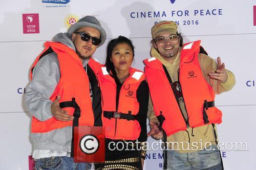 Peace, Dj Tomekk, Jiska and Gregor Anthez 10
