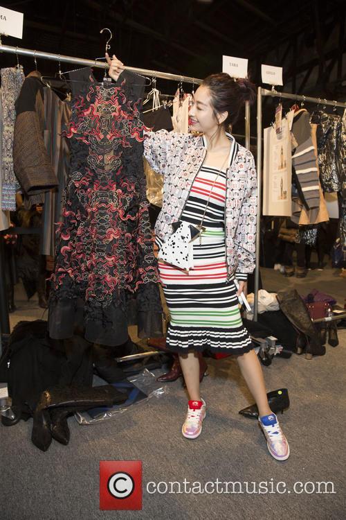 Vivienne Tam and Ya Wen