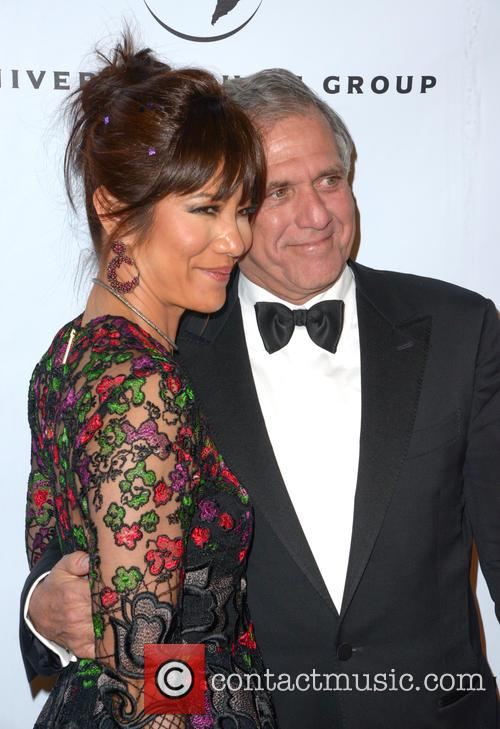 Julie Chen and Les Moonves 1
