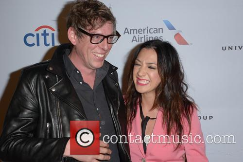 Patrick Carney and Michelle Branch 2