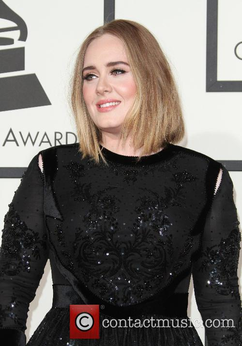 Adele Back On Top Despite Grammys Mishap