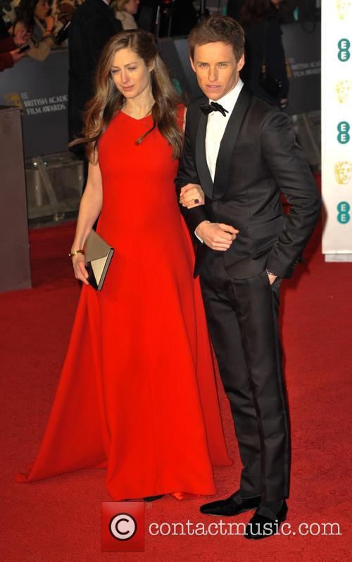 Eddie Redmayne and Hanna Bagshawe.