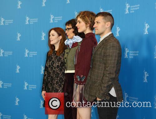 Greta Gerwig, Julianne Moore, Rebecca Miller and Damon Cardasis 10