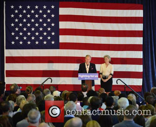 Bill Clinton, Senator Bill Nelson and Grace Cavert 3