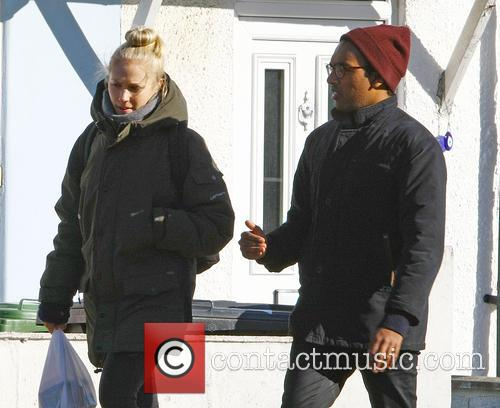 Eastenders, Maddy Hill and Himesh Patel 5