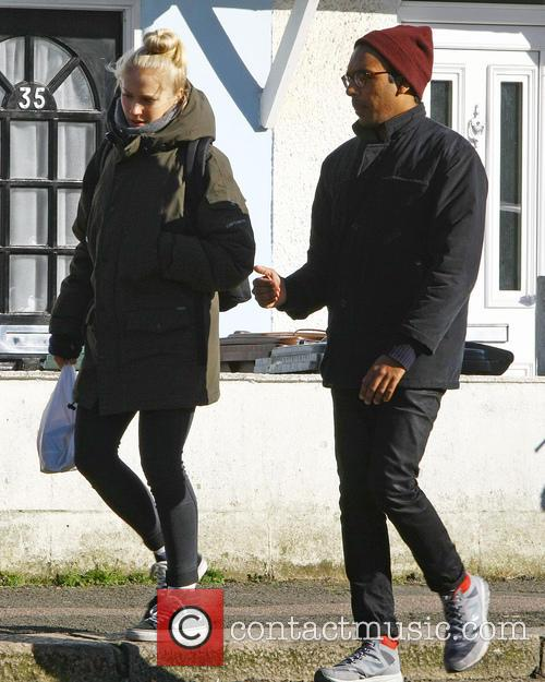 Eastenders, Maddy Hill and Himesh Patel 6