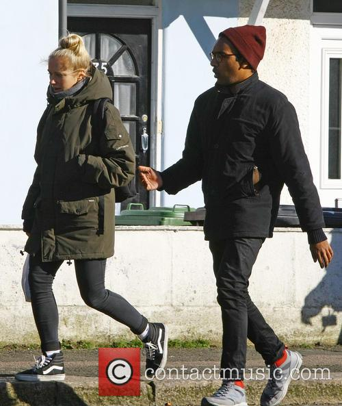 Eastenders, Maddy Hill and Himesh Patel 7