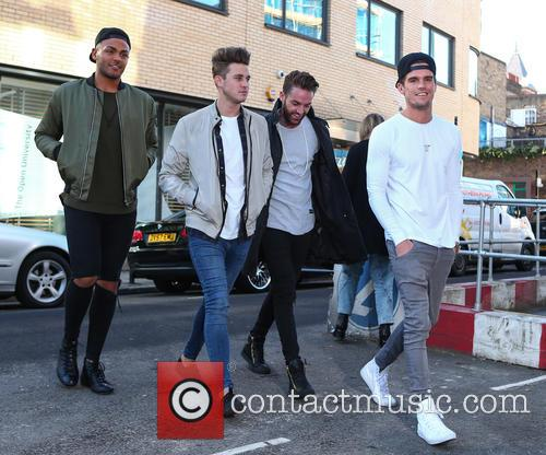 Nathan Henry, Matty Mckenna, Aaron Chalmers and Gary Beadle 4