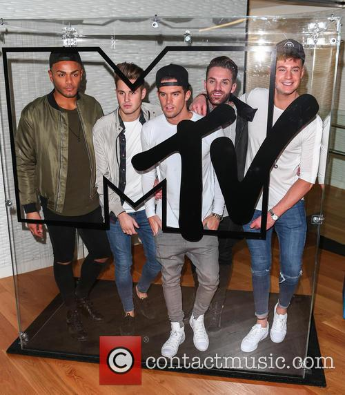 Nathan Henry, Marty Mckenna, Gary Beadle, Aaron Chalmers and Scott Timlin 1