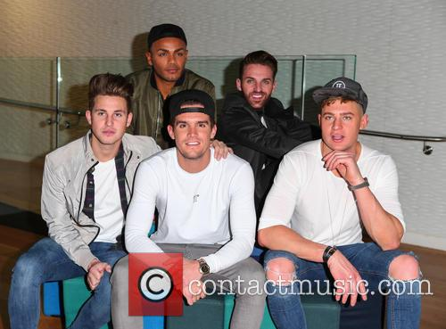 Marty Mckenna, Nathan Henry, Gary Beadle, Aaron Chalmers and Scott Timlin 2