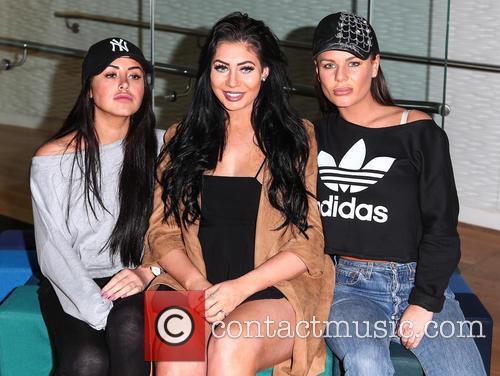Chantelle Connolly, Chloe Etherington and Marnie Simpson 2