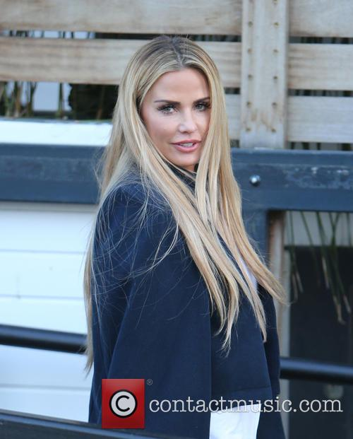 Katie Price Reveals That She May Have Aborted Harvey Had She Known He Was Blind
