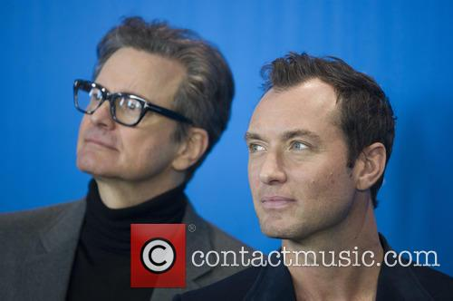 Colin Firth and Jude Law 4