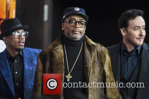Spike Lee, Nick Canon and John Cusack 9
