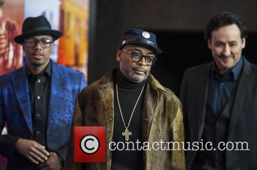 Nick Canon, Spike Lee and John Cusack 2