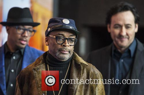 Nick Canon, Spike Lee and John Cusack 3