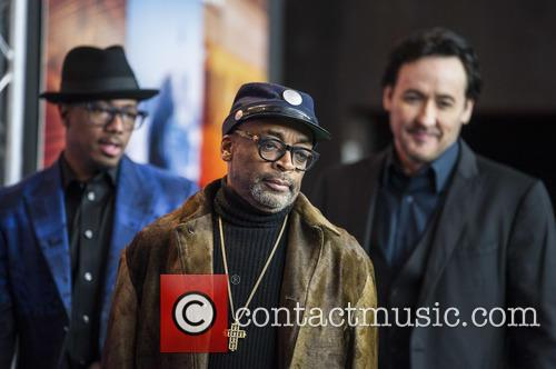 Nick Canon, Spike Lee and John Cusack 4