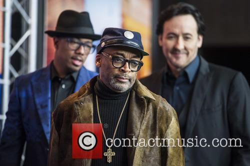 Nick Canon, Spike Lee and John Cusack 5
