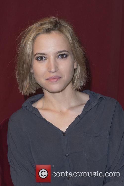 Ana Fernandez and actor Miguel Angel Munoz