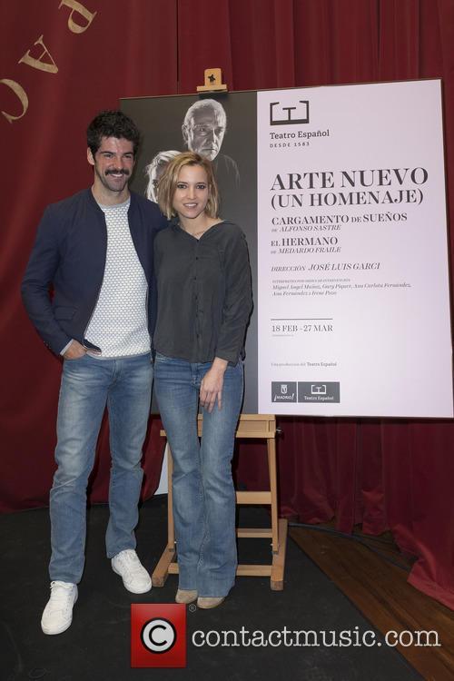 Ana Fernandez and Miguel Angel Munoz 9