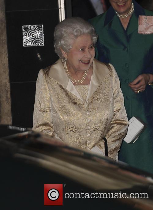 Hrh The Queen 2