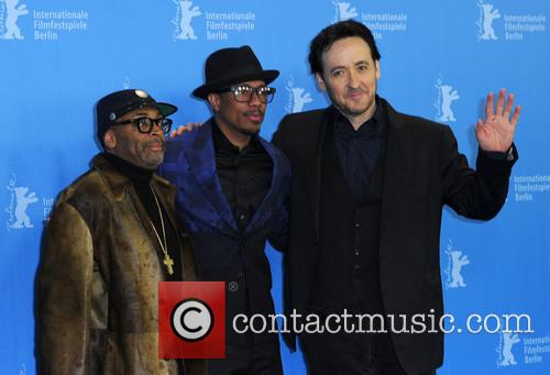 Spike Lee, Nick Cannon and John Cusack 1