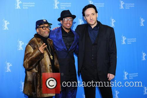 Spike Lee, Nick Cannon and John Cusack 2