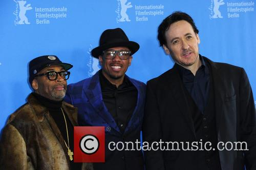 Spike Lee, Nick Cannon and John Cusack 4