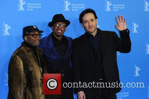 Spike Lee, Nick Cannon and John Cusack 5