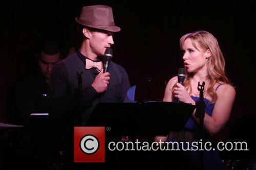 Bryce Pinkham and Marissa Mcgowan 7