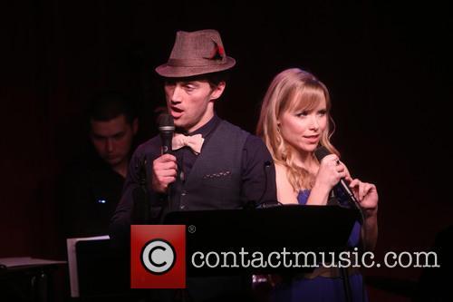 Bryce Pinkham and Marissa Mcgowan 8