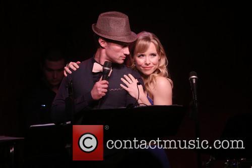 Bryce Pinkham and Marissa Mcgowan 9